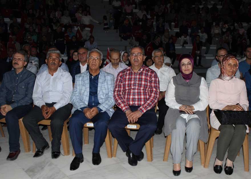 Konya'da 'Milli İrade Dayanışma Gecesi' düzenlendi 3