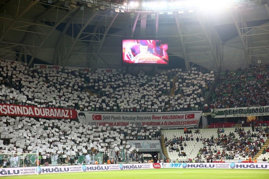 Konyaspor-Beşiktaş: 2-2 1