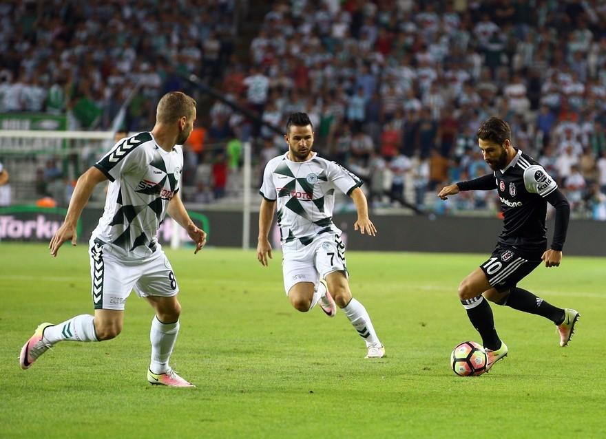 Konyaspor-Beşiktaş: 2-2 10