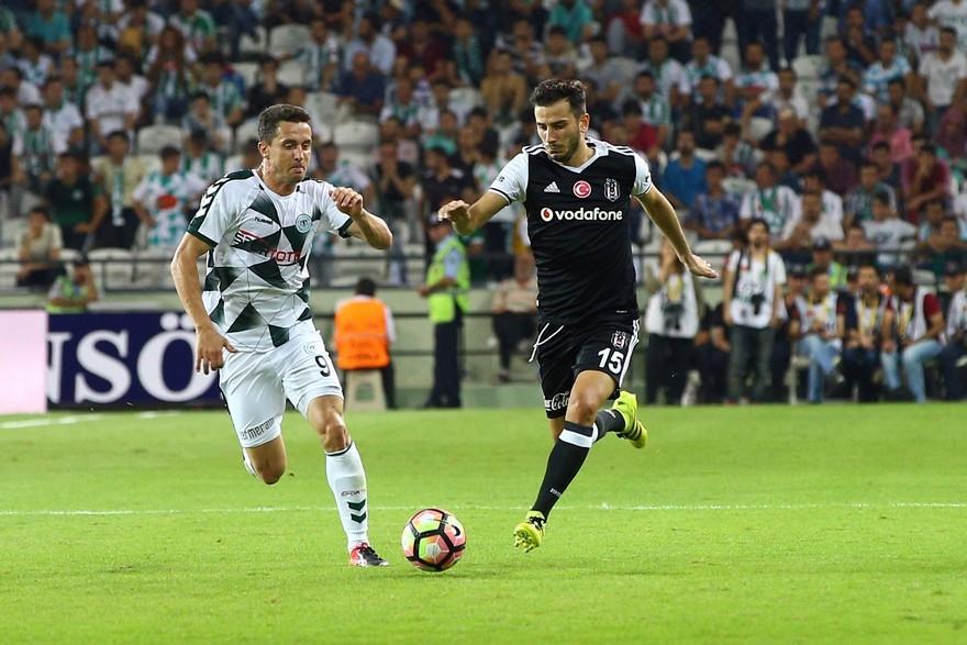 Konyaspor-Beşiktaş: 2-2 13