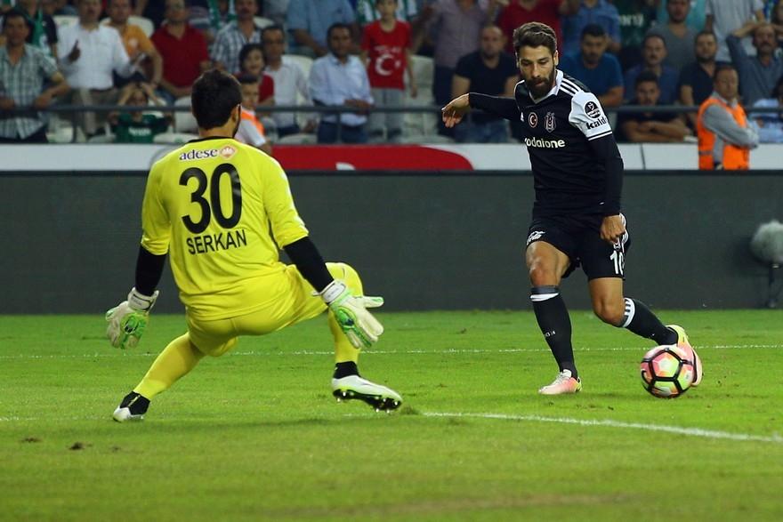 Konyaspor-Beşiktaş: 2-2 14