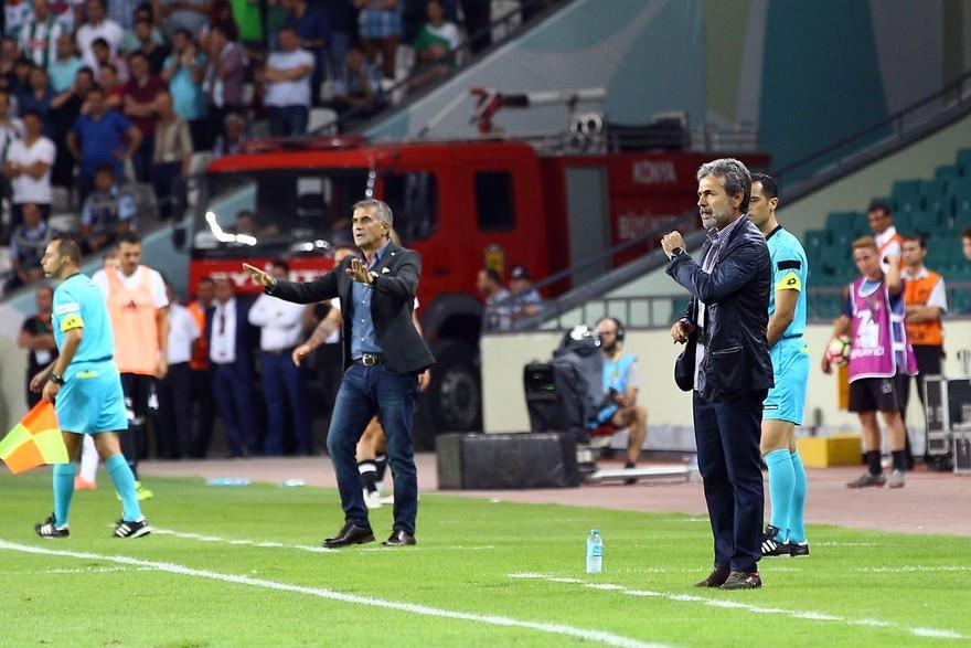 Konyaspor-Beşiktaş: 2-2 16