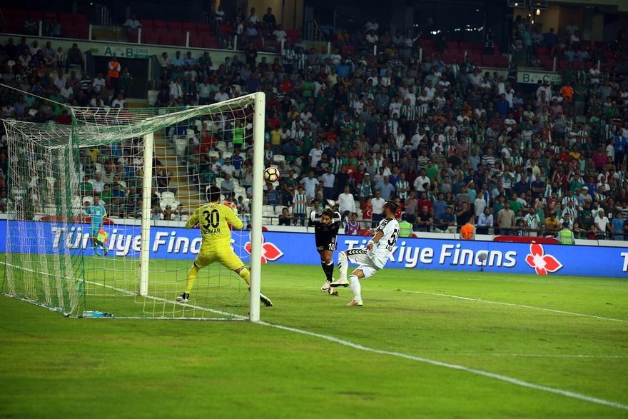 Konyaspor-Beşiktaş: 2-2 17