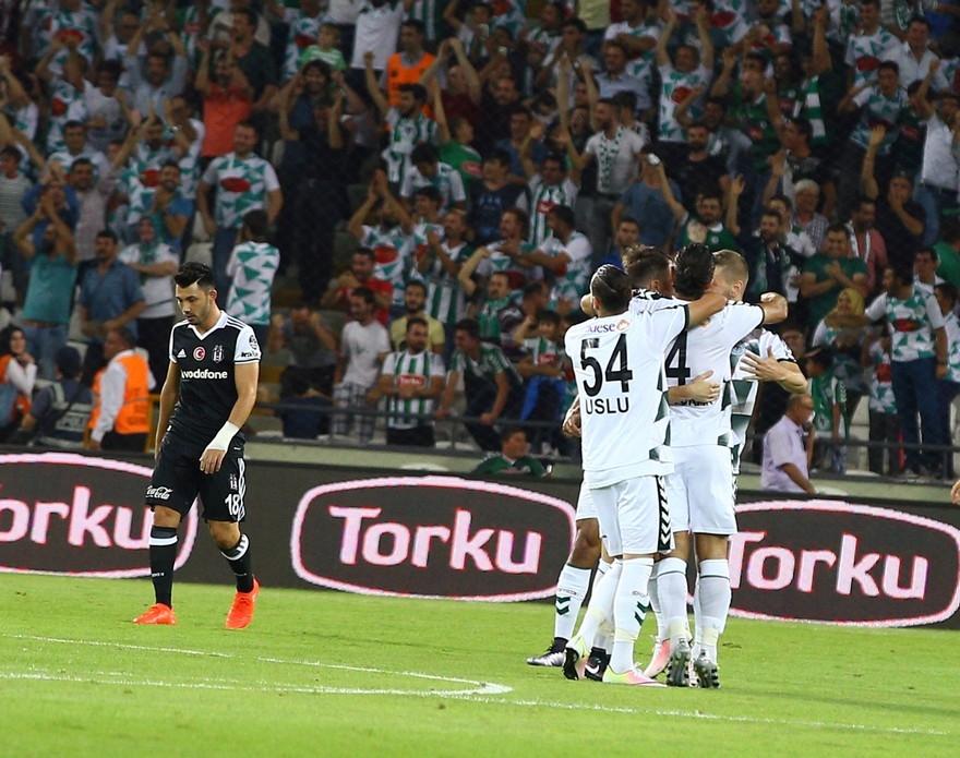 Konyaspor-Beşiktaş: 2-2 19