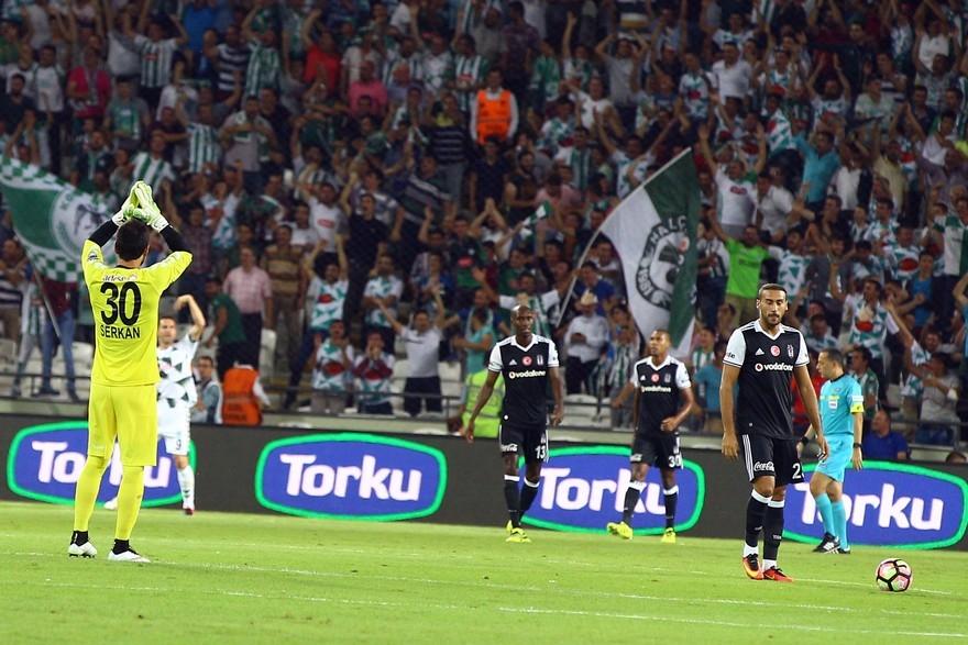 Konyaspor-Beşiktaş: 2-2 20