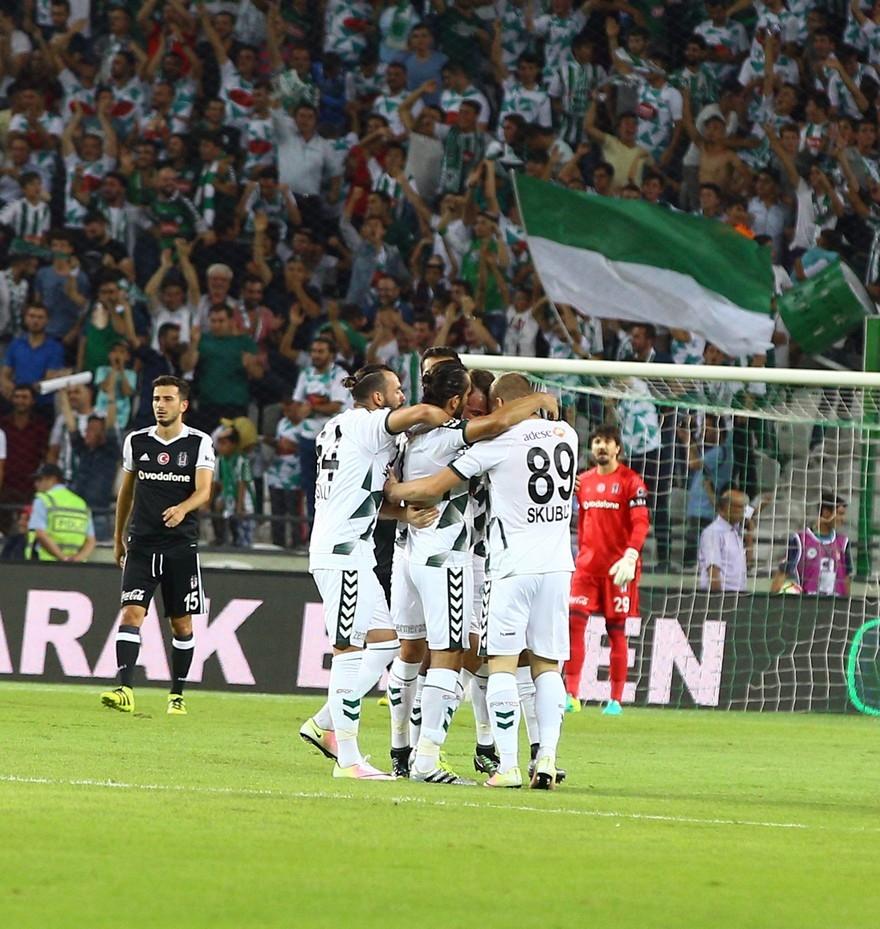 Konyaspor-Beşiktaş: 2-2 21