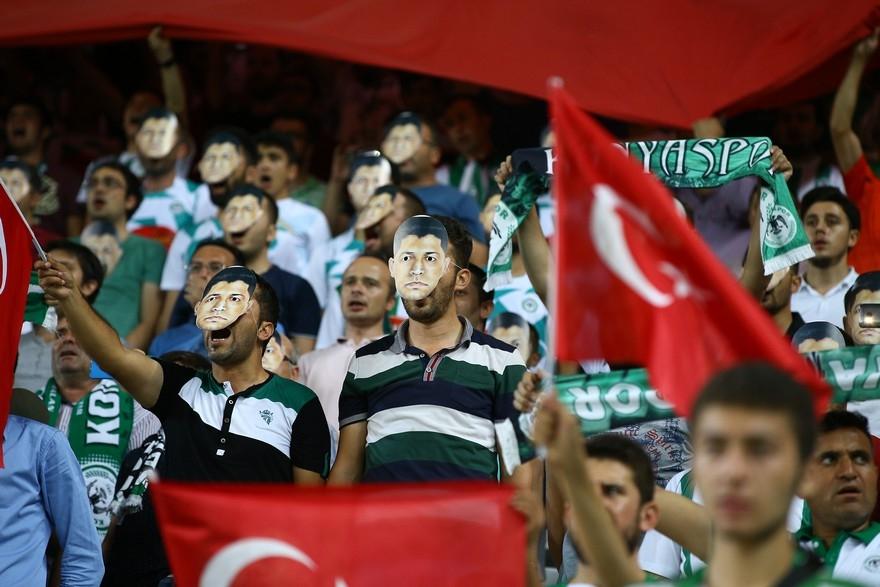 Konyaspor-Beşiktaş: 2-2 22