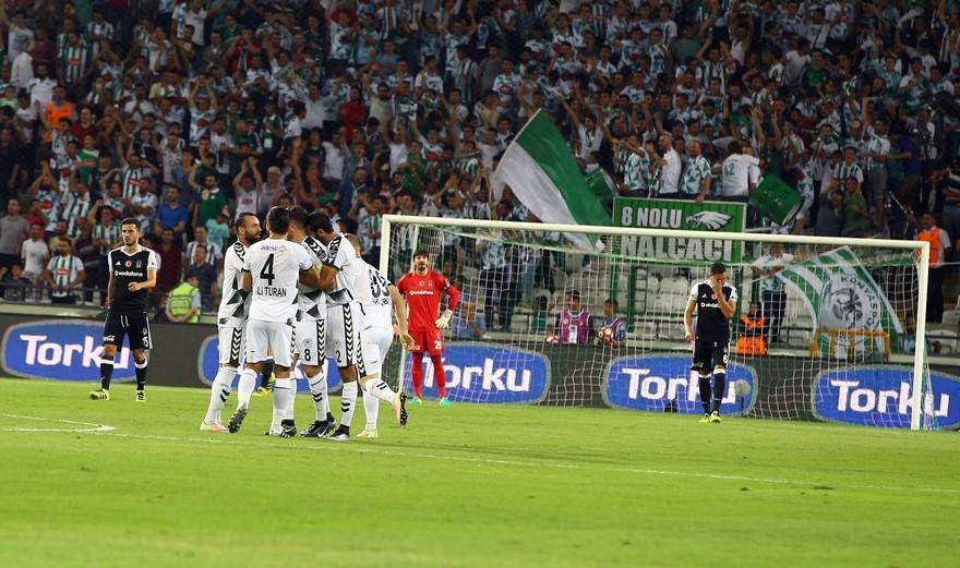 Konyaspor-Beşiktaş: 2-2 23