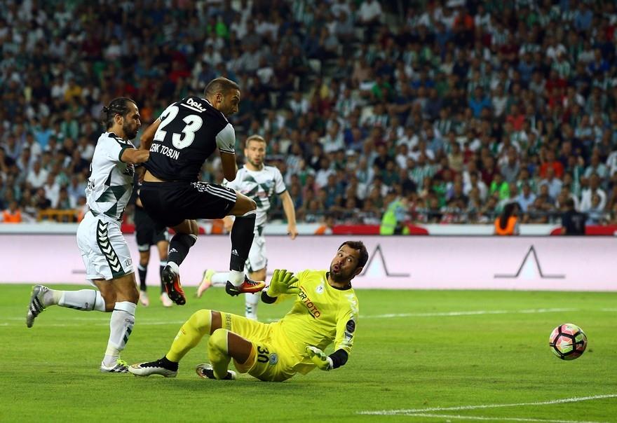 Konyaspor-Beşiktaş: 2-2 24