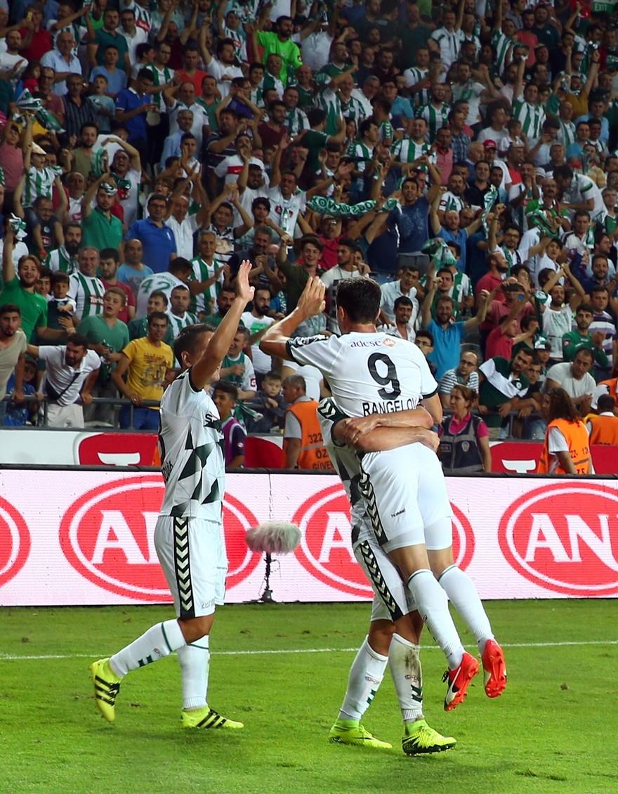Konyaspor-Beşiktaş: 2-2 25