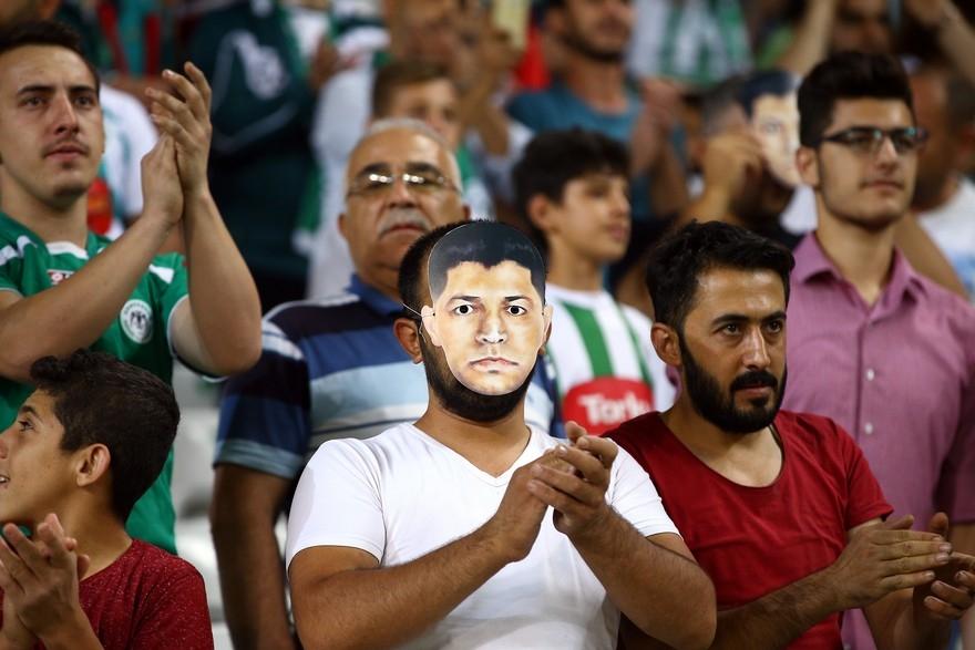 Konyaspor-Beşiktaş: 2-2 26