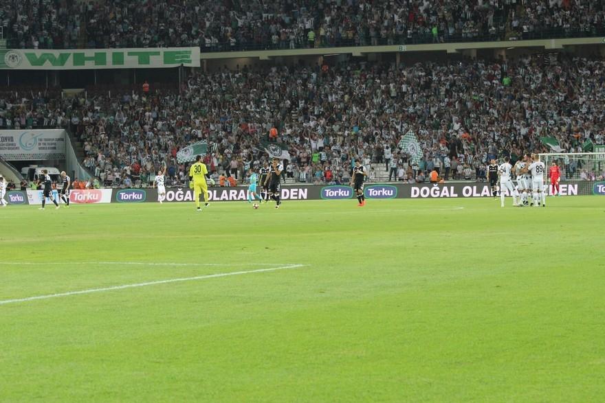 Konyaspor-Beşiktaş: 2-2 29