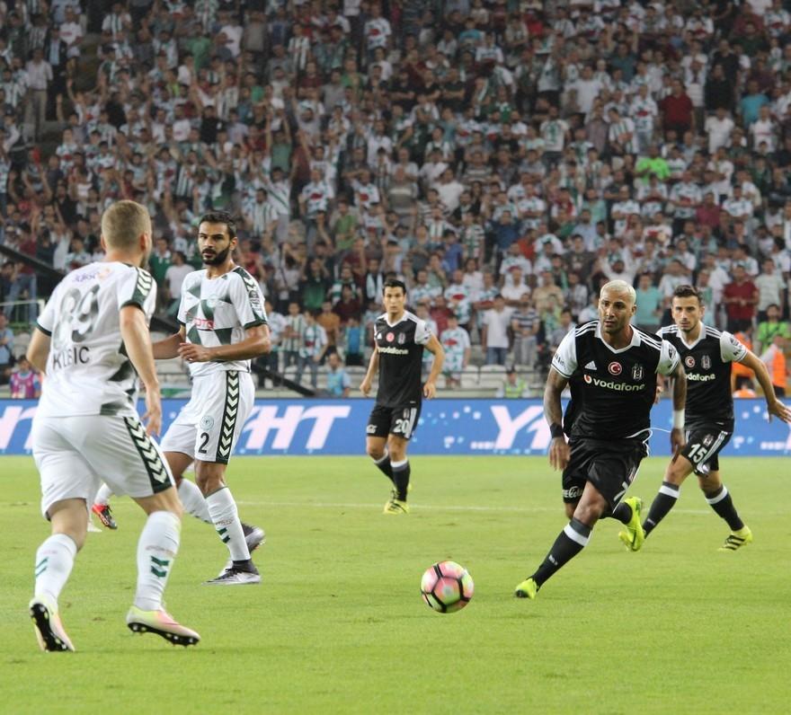 Konyaspor-Beşiktaş: 2-2 30