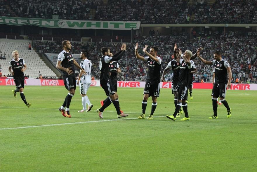 Konyaspor-Beşiktaş: 2-2 31