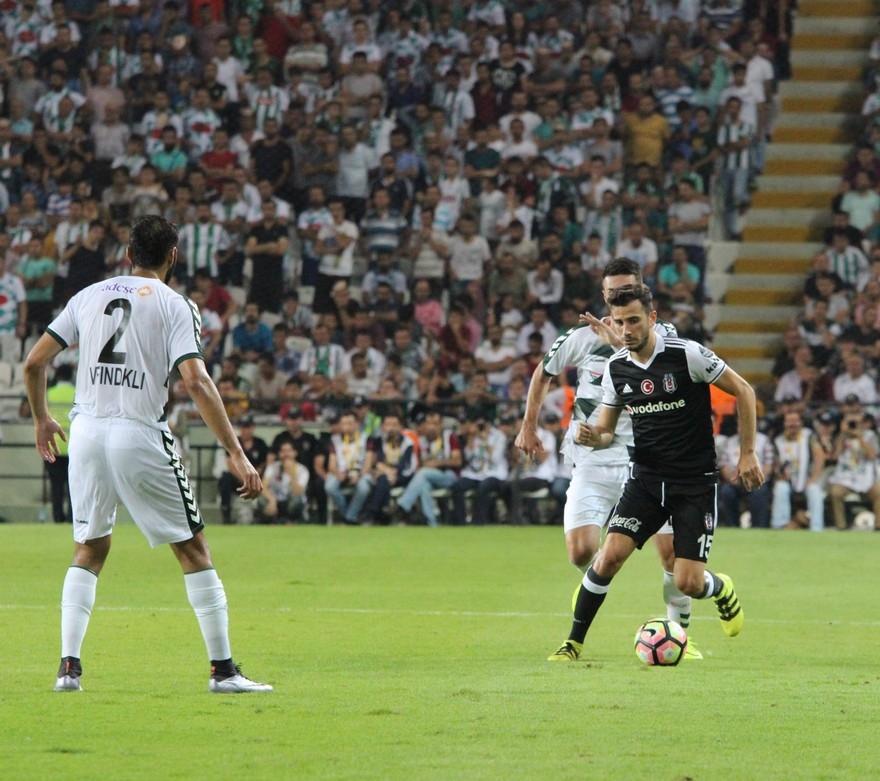 Konyaspor-Beşiktaş: 2-2 32