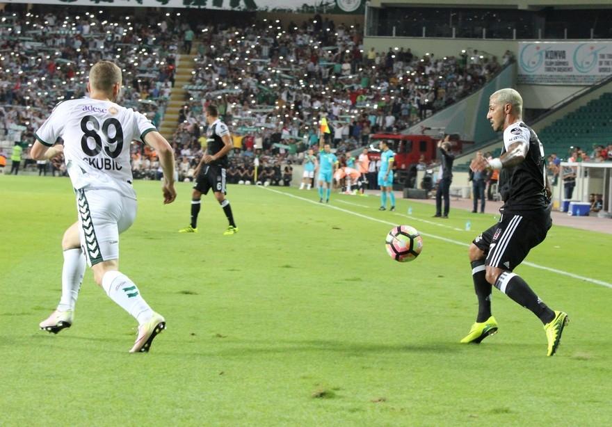 Konyaspor-Beşiktaş: 2-2 34