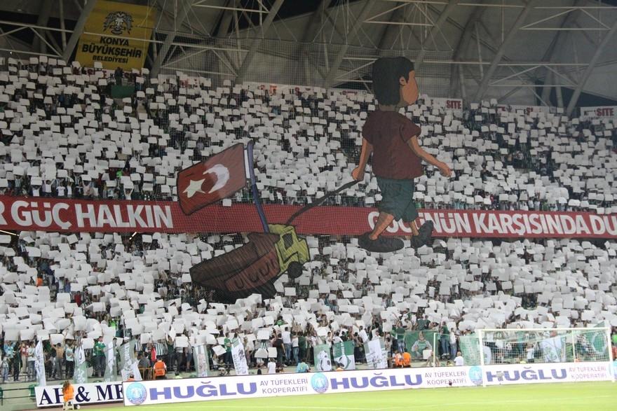 Konyaspor-Beşiktaş: 2-2 5