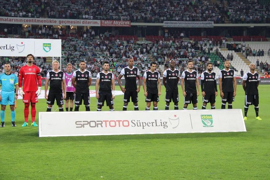 Konyaspor-Beşiktaş: 2-2 9