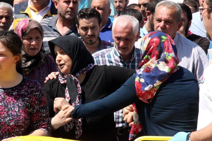 Konya'da işyerinde çıkan yangında bir çocuk yanarak can verdi 5