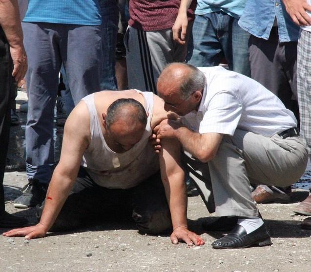 Konya'da işyerinde çıkan yangında bir çocuk yanarak can verdi 9
