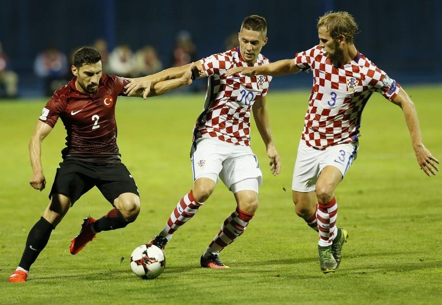 Hırvatistan: 1 Türkiye: 1 10