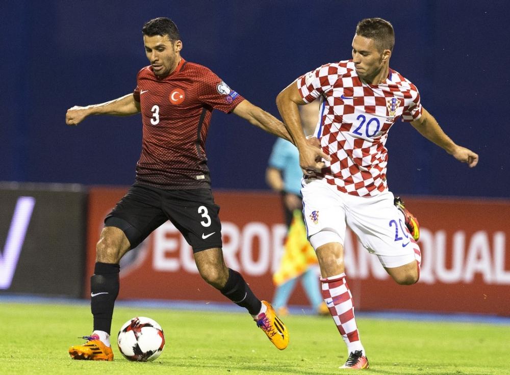 Hırvatistan: 1 Türkiye: 1 2