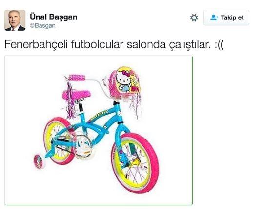 Fenerbahçe'nin Hello Kitty ile anlaşmasının ardından yapılan mizahl 14