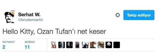 Fenerbahçe'nin Hello Kitty ile anlaşmasının ardından yapılan mizahl 6