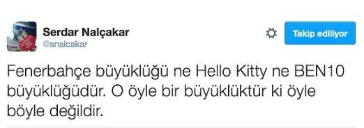 Fenerbahçe'nin Hello Kitty ile anlaşmasının ardından yapılan mizahl 9