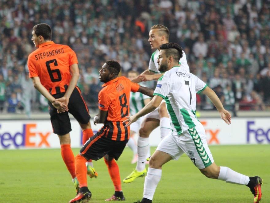 Atiker Konyaspor 0-1 Shakhtar Donetsk 1