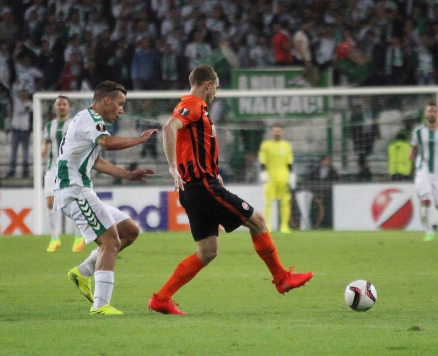 Atiker Konyaspor 0-1 Shakhtar Donetsk 13