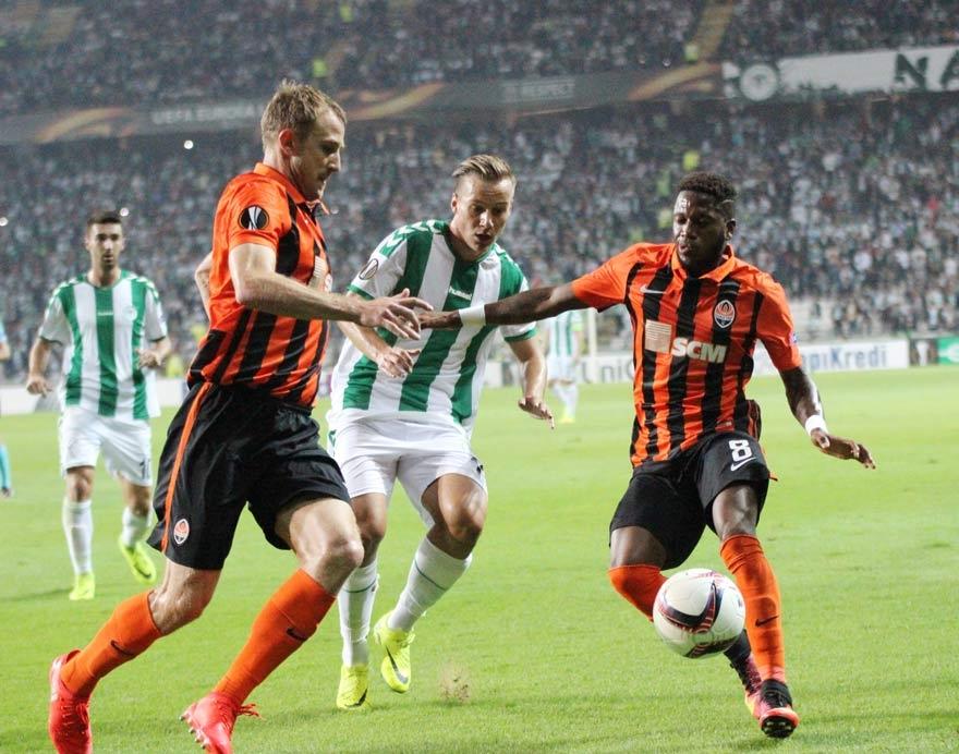Atiker Konyaspor 0-1 Shakhtar Donetsk 16