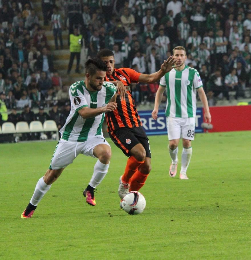 Atiker Konyaspor 0-1 Shakhtar Donetsk 18