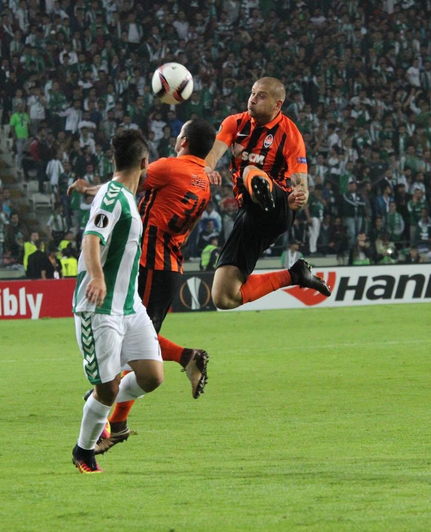 Atiker Konyaspor 0-1 Shakhtar Donetsk 19