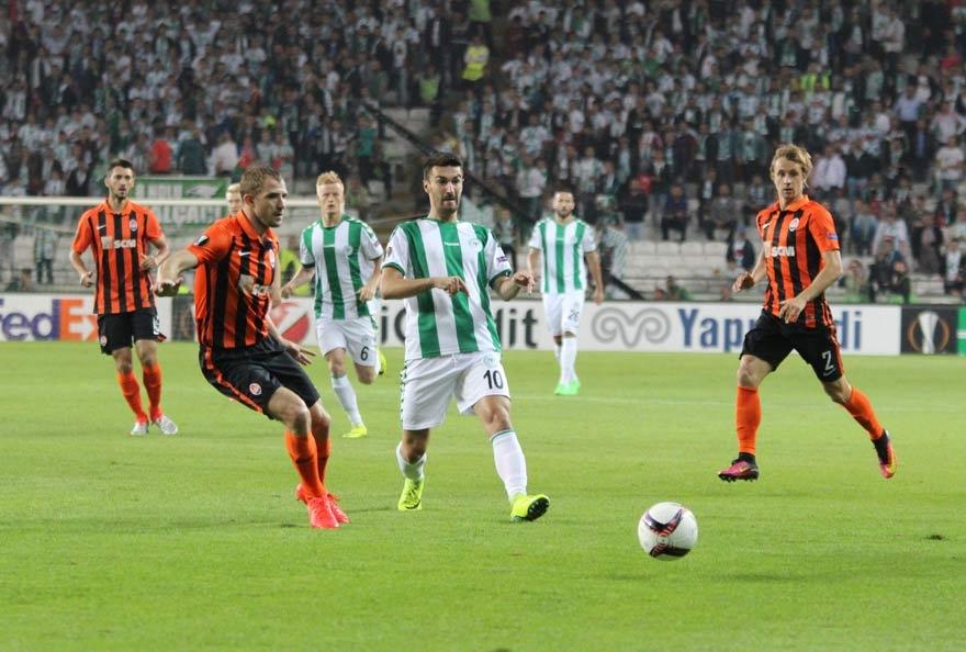 Atiker Konyaspor 0-1 Shakhtar Donetsk 2
