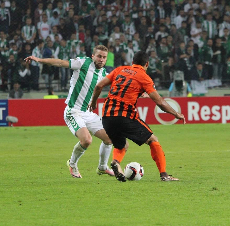 Atiker Konyaspor 0-1 Shakhtar Donetsk 20