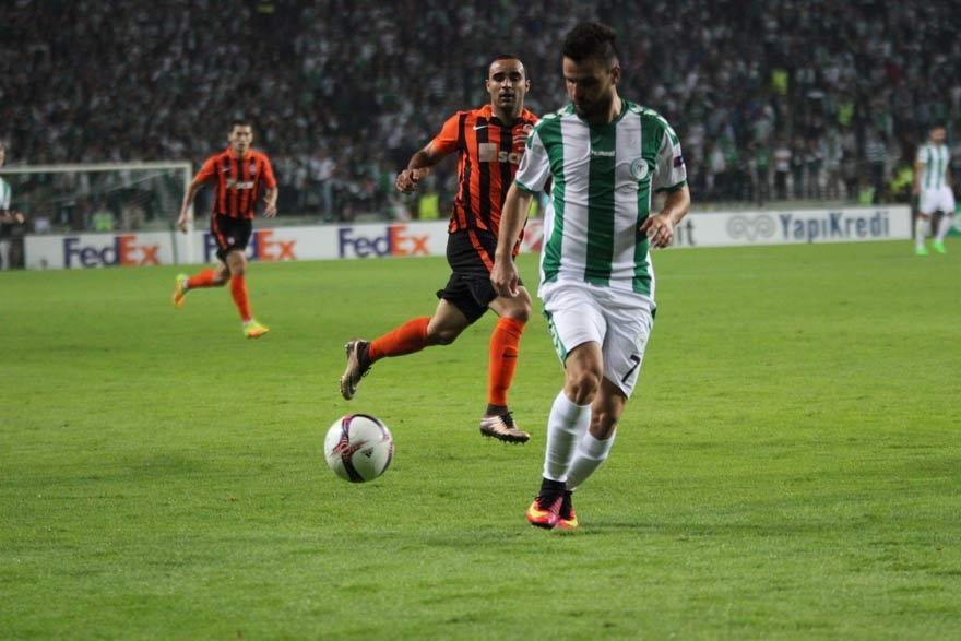 Atiker Konyaspor 0-1 Shakhtar Donetsk 21