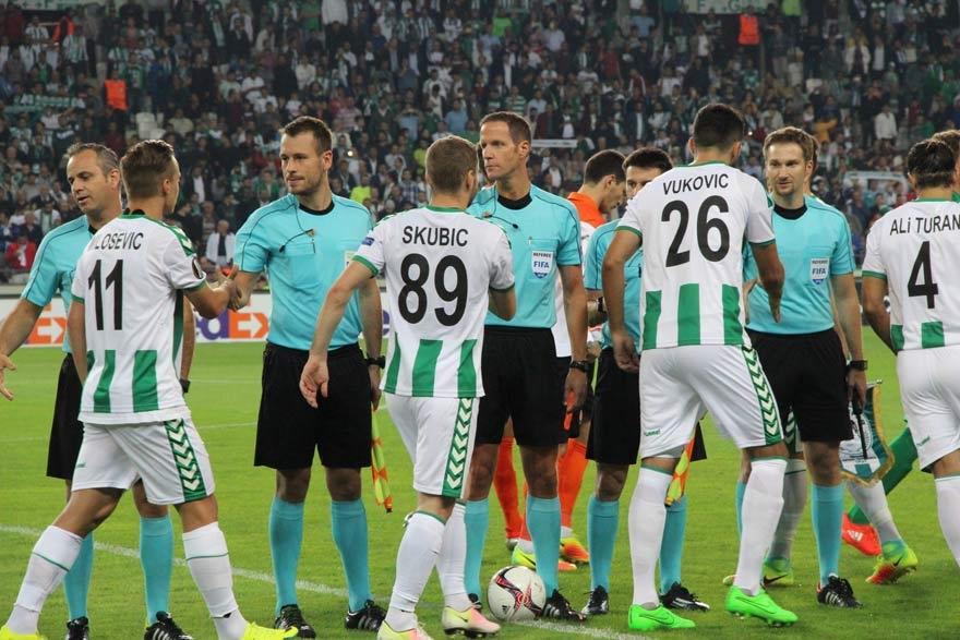 Atiker Konyaspor 0-1 Shakhtar Donetsk 5