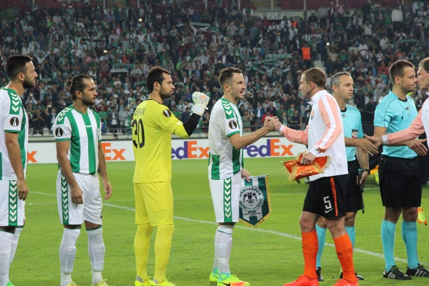 Atiker Konyaspor 0-1 Shakhtar Donetsk 6