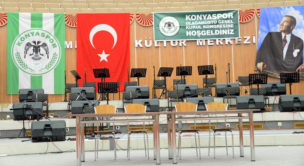 Atiker Konyaspor'da genel kurul ertelendi 1