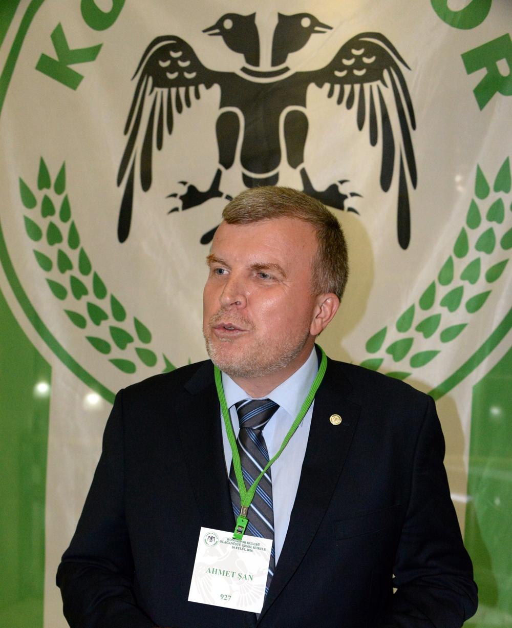 Atiker Konyaspor'da genel kurul ertelendi 9