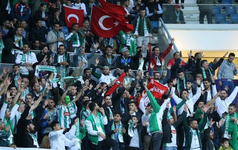 Gent-Atiker Konyaspor 1