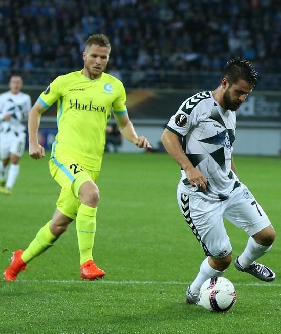 Gent-Atiker Konyaspor 13