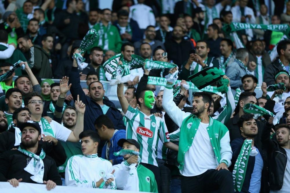 Gent-Atiker Konyaspor 3