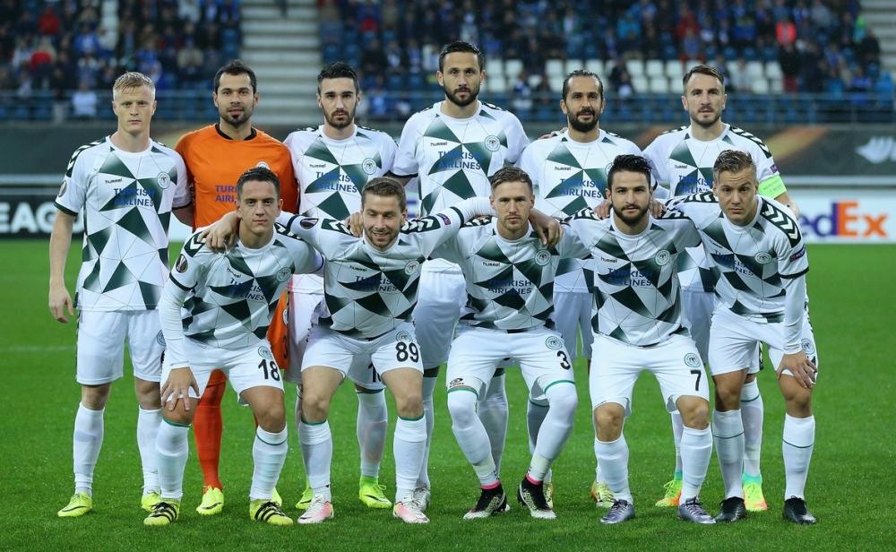 Gent-Atiker Konyaspor 6