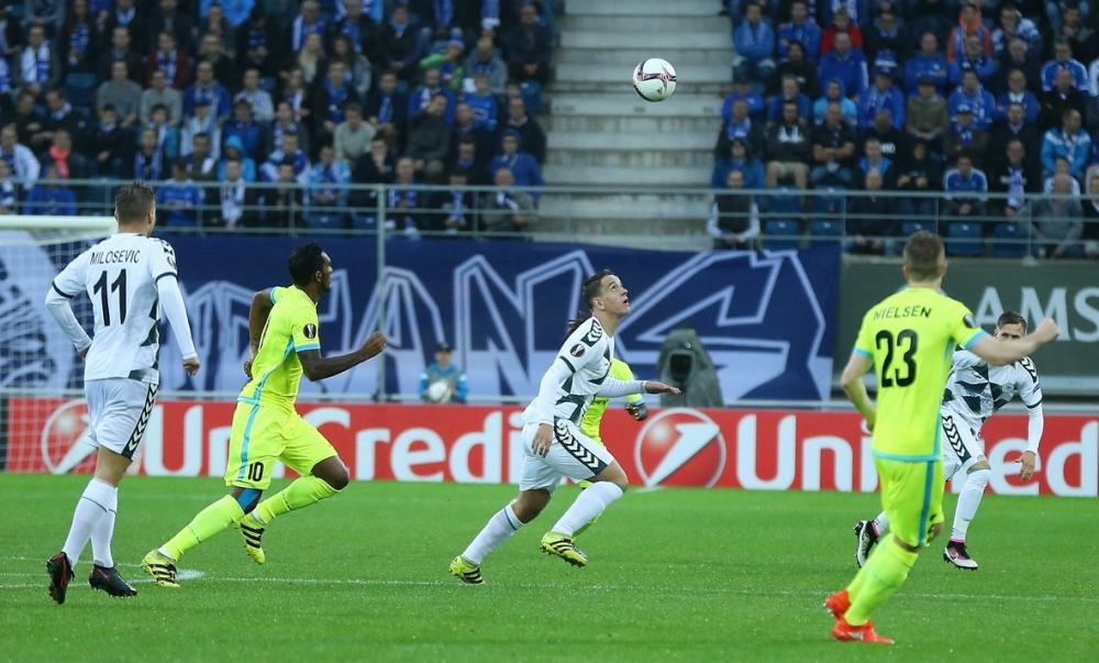 Gent-Atiker Konyaspor 7