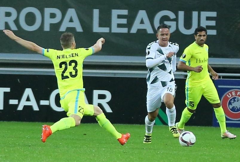 Gent-Atiker Konyaspor 8