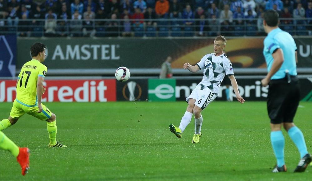 Gent-Atiker Konyaspor 9