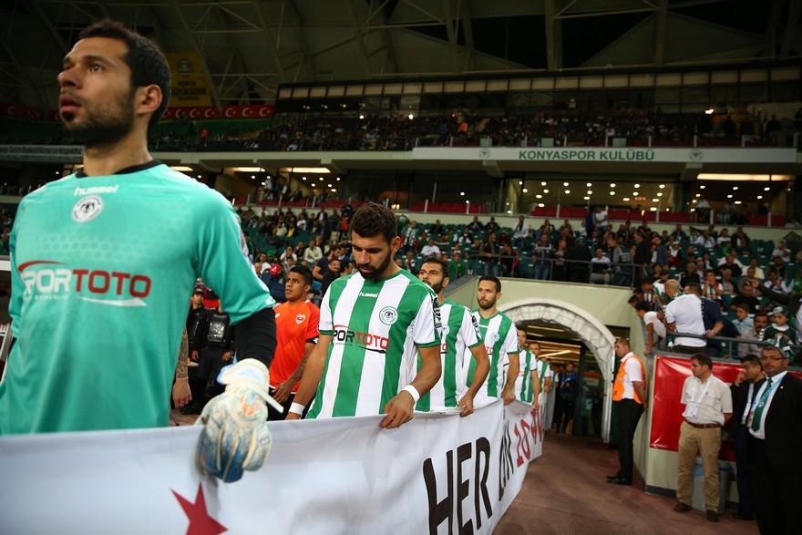 Atiker Konyaspor-Adanaspor: 1-0 1
