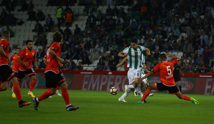 Atiker Konyaspor-Adanaspor: 1-0 10